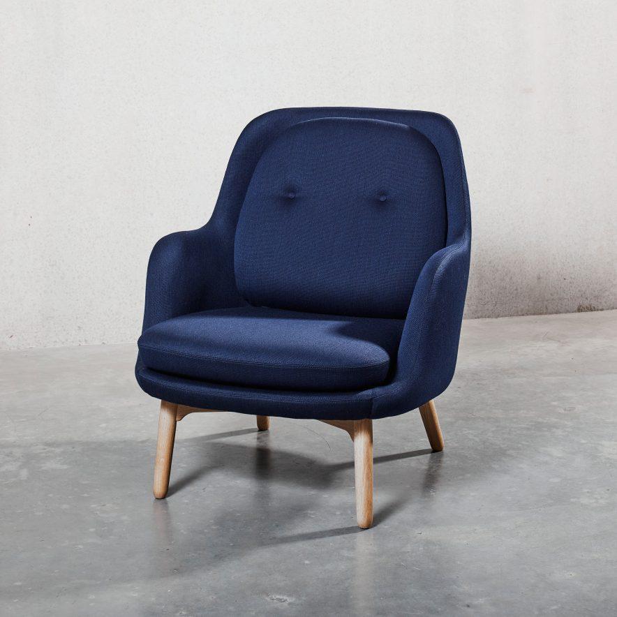 JH5 Easy Chair | Fritz Hansen