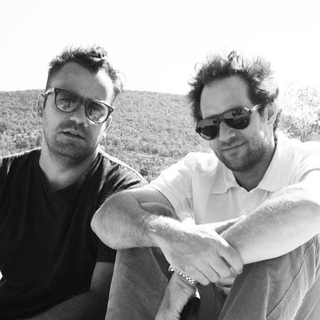 Emanuel Gargano and Anton Cristell