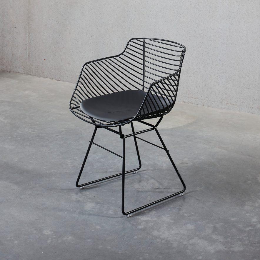 Flow Slim Filo Chair | MDF Italia