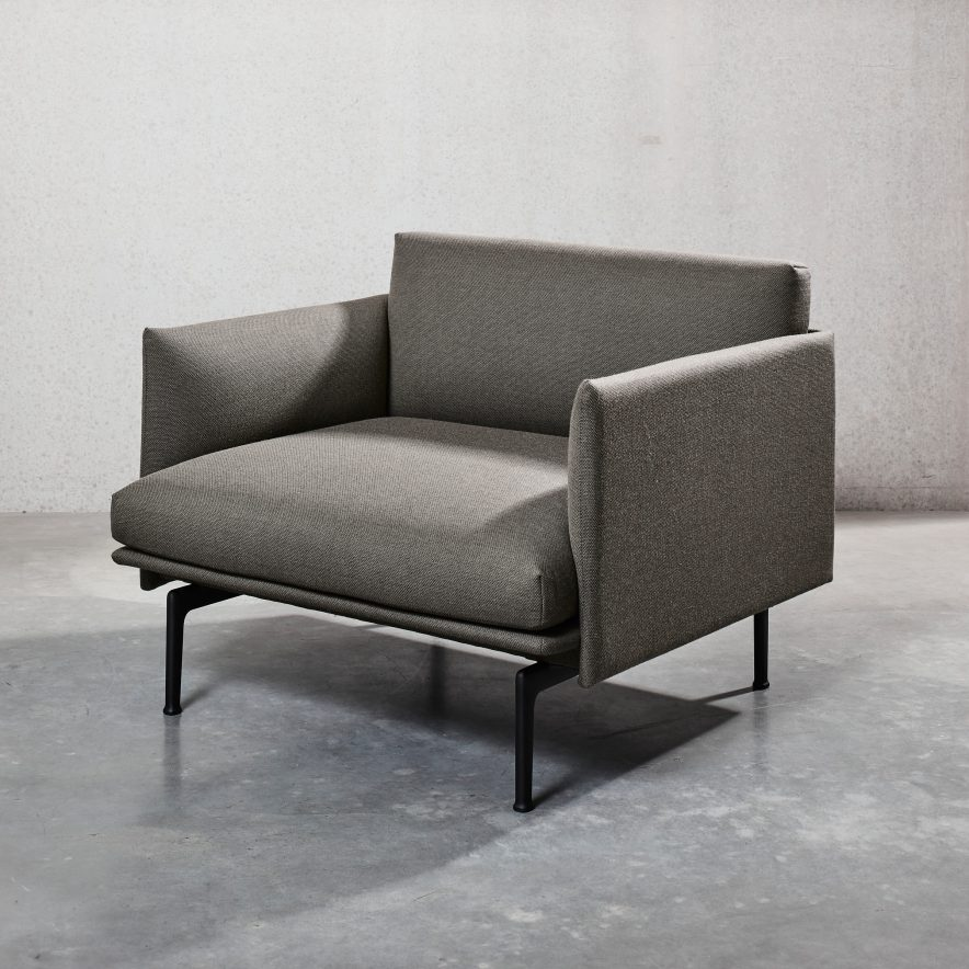 Outline Chair   Muuto