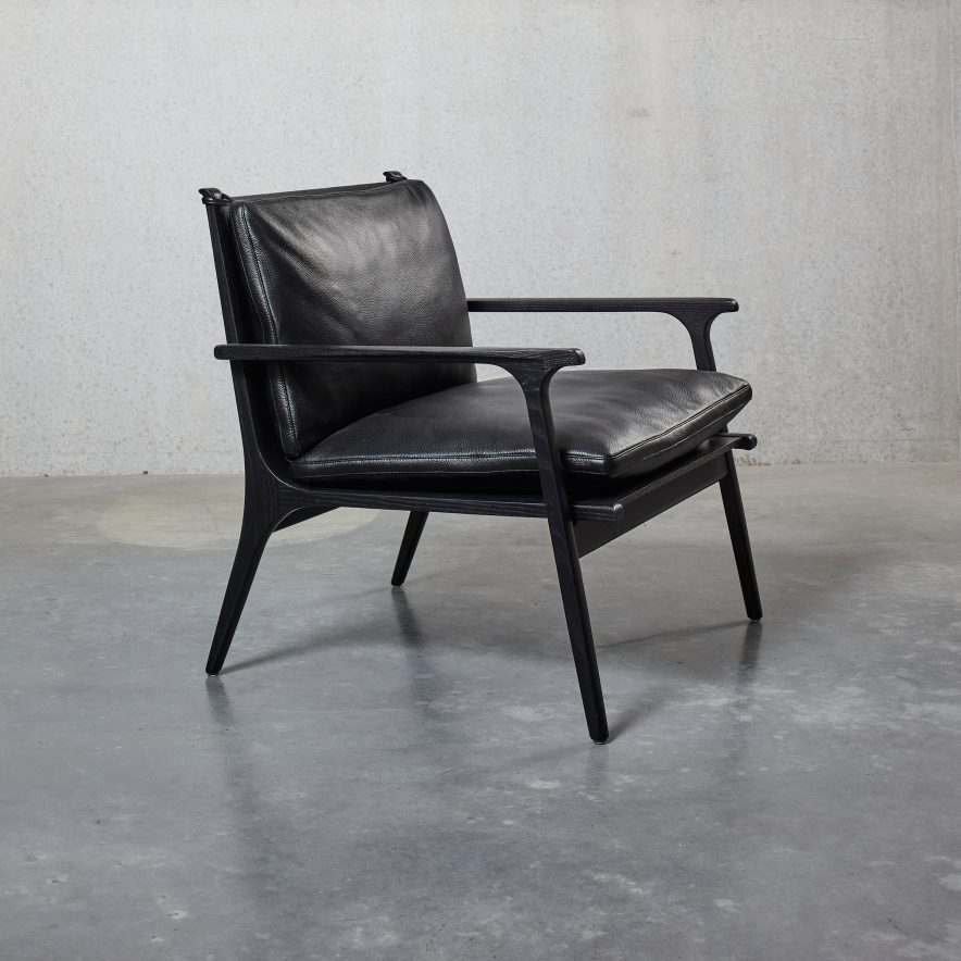 Rén Lounge Chair | Stellar Works