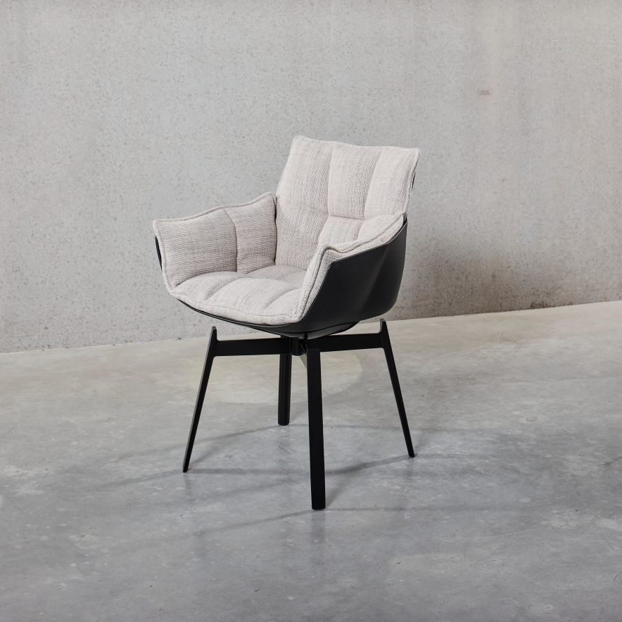 Husk Dining Chair | B&B Italia