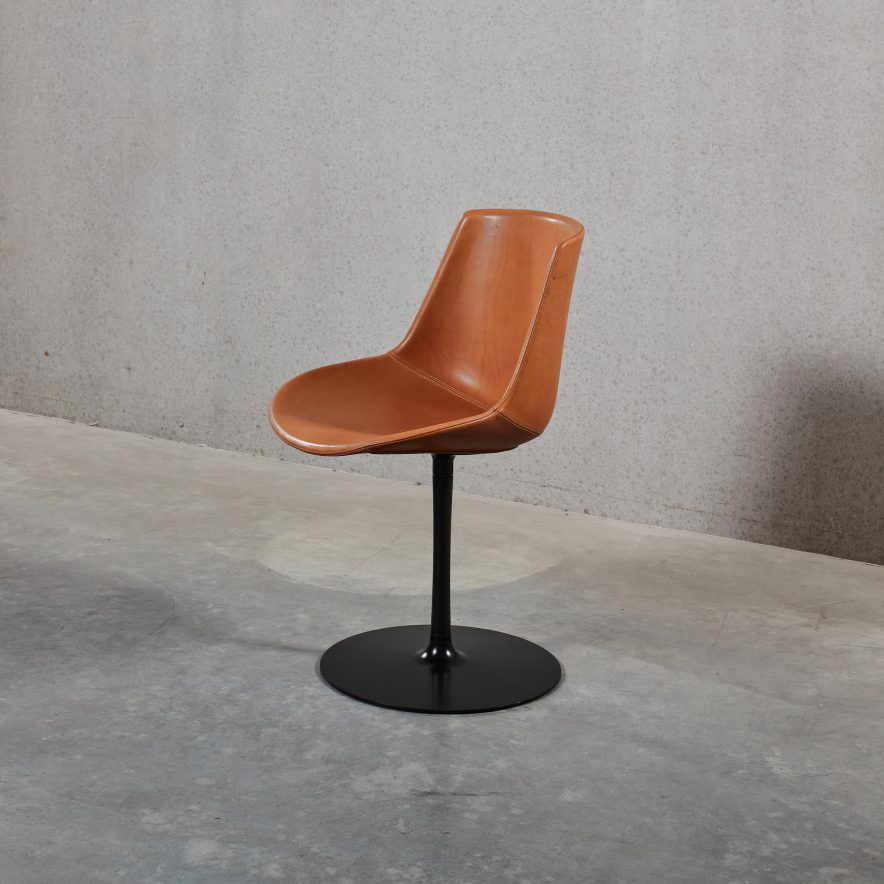 Flow Chair Leather | MDF Italia
