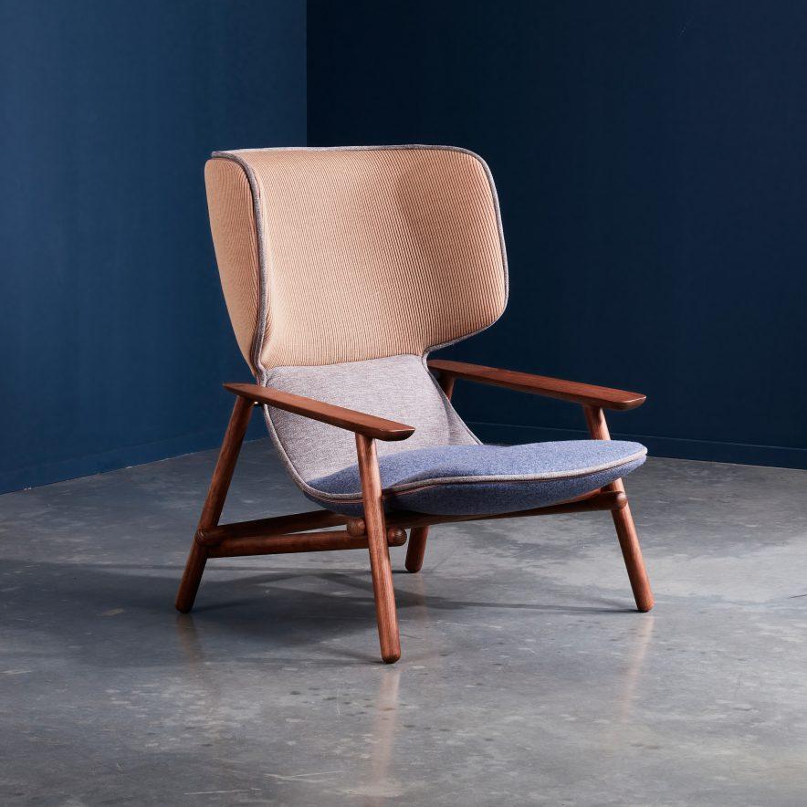 Lilo Wing Armchair | Moroso
